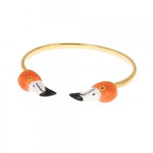 Bracelet Double Flamingo