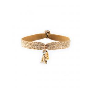 Bracelet Charm Léopard