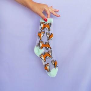 Chaussettes Shiba