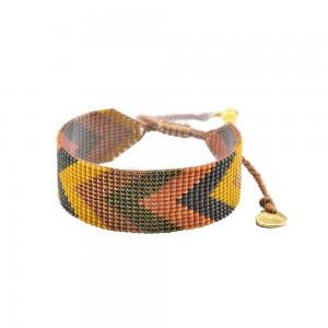 Bracelet Fleche Terracotta