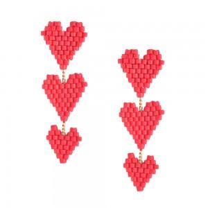 Boucles d'Oreilles Love